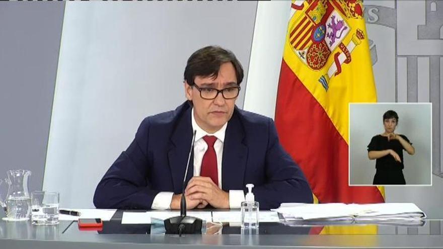 """Illa asegura que en Madrid """"hay transmisión comunitaria"""" y le pide a Ayuso que """"se deje ayudar"""""""