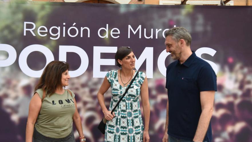 Tres opciones para Podemos