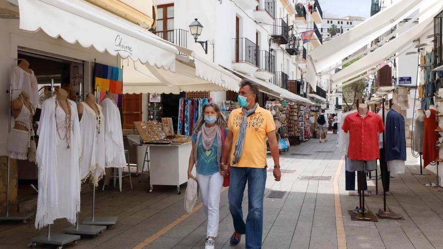 La Marina de Ibiza ya está preparada para recibir a los primeros turistas