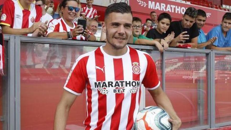 El FC Cartagena llega a un acuerdo con Álex Gallar