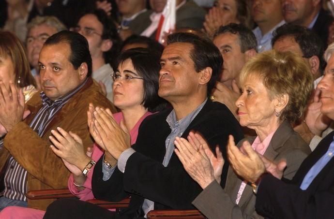 MITIN PSOE ELECCIONES 27 DE MAYO
