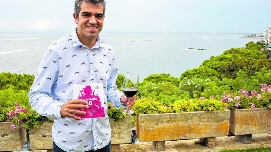 «El vi et transporta al seu origen»