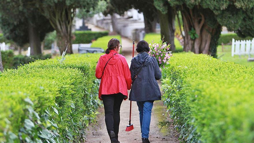 La pandemia elevó un 8% la mortalidad en Ourense