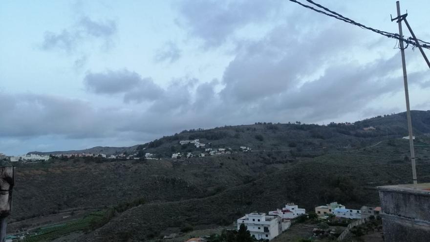 Pocos cambios en los cielos de Gran Canaria este martes