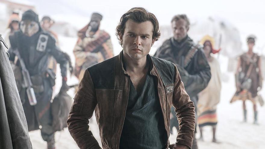 Las Vegas obre les portes el dijous 24 de maig amb l'estrena de 'Han Solo'