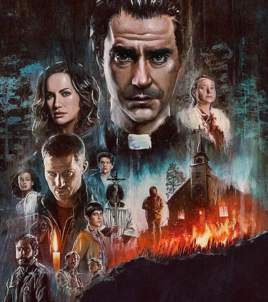 Misa de medianoche, los vampiros se mudan a Hill House