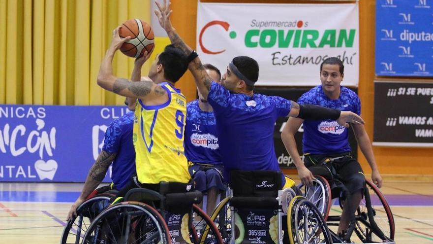 El Amivel viaja este sábado a Badajoz para enfrentarse al Mideba Extremadura