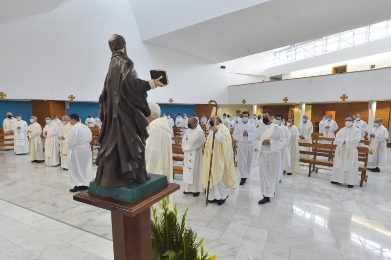 Celebración de la fiesta de San Juan de Ávila