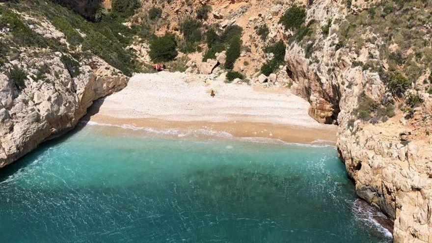Las 5 mejores calas nudistas de la provincia de Alicante