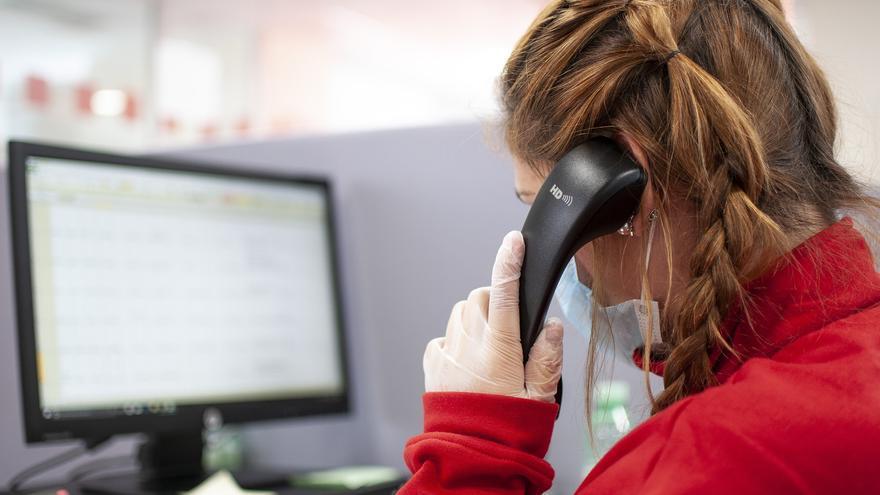 Cruz Roja Canarias atiende a 159.131 personas durante la pandemia