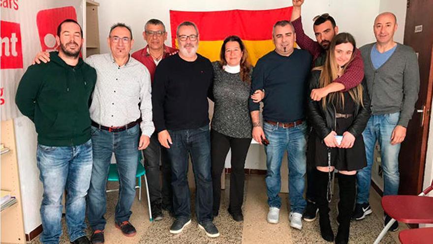 IU Calvià rompe con Podemos y Més, y se presentará al 26-M en solitario