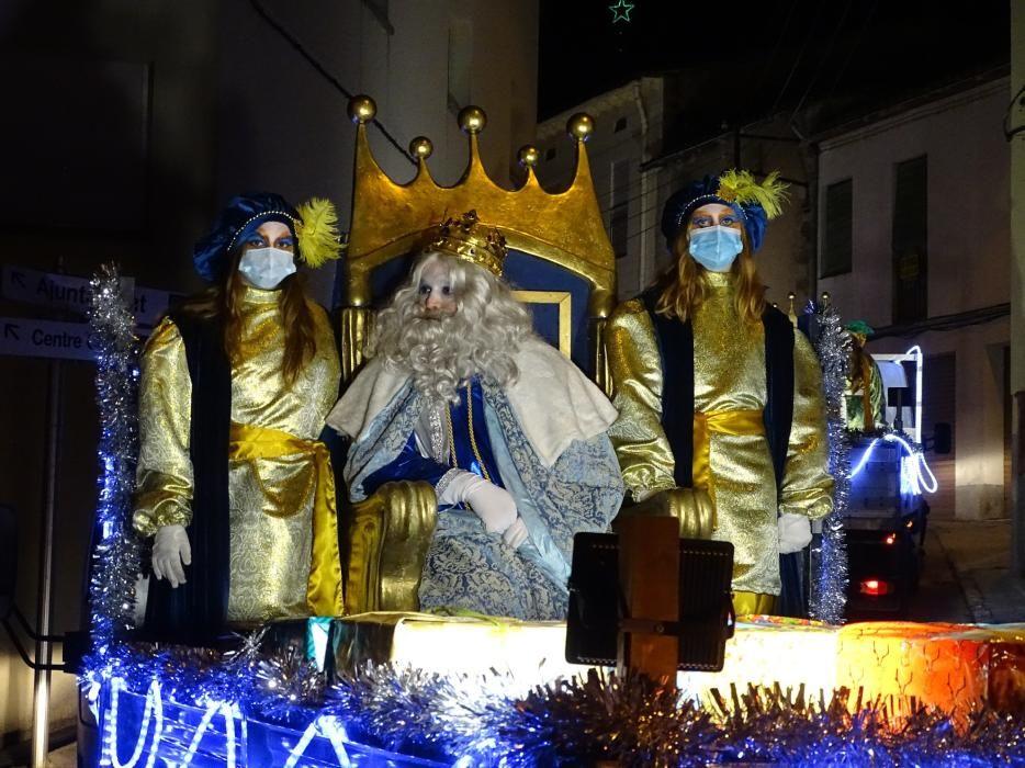 La cavalcada dels Reis a Avinyó
