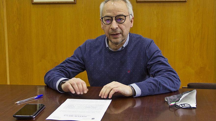 A Estrada le dedica a un personaje de García Barros su quinto premio literario, de álbum ilustrado