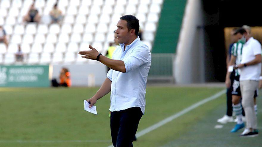 Juan Carlos Gómez cree que el Don Benito está ya en el camino correcto