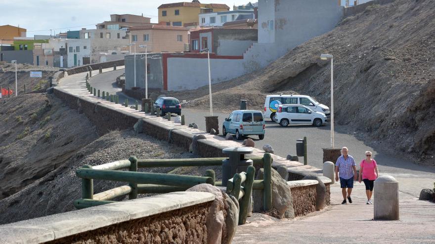 El Estado invierte 120.491 euros para ejecutar obras en el litoral de Telde