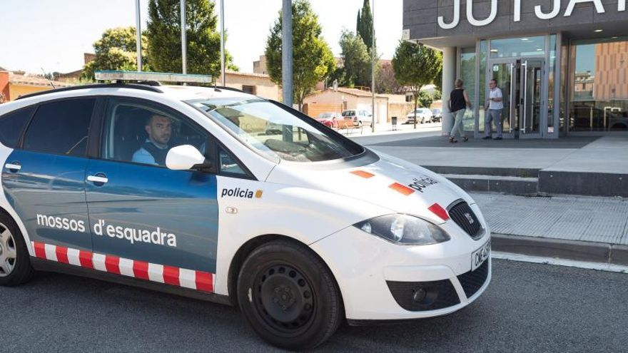 Libertad provisional para el detenido por un abuso sexual a un bebé en Girona