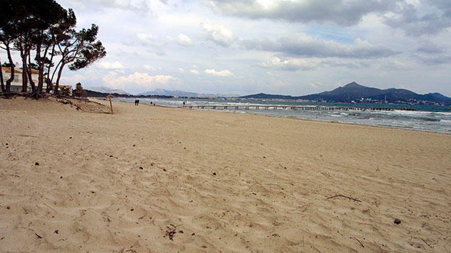 Probabilidad de lluvias ocasionales en el sur de Mallorca