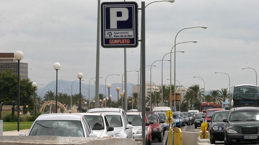 Las tarifas de los aparcamientos suben entre cinco y siete céntimos la hora