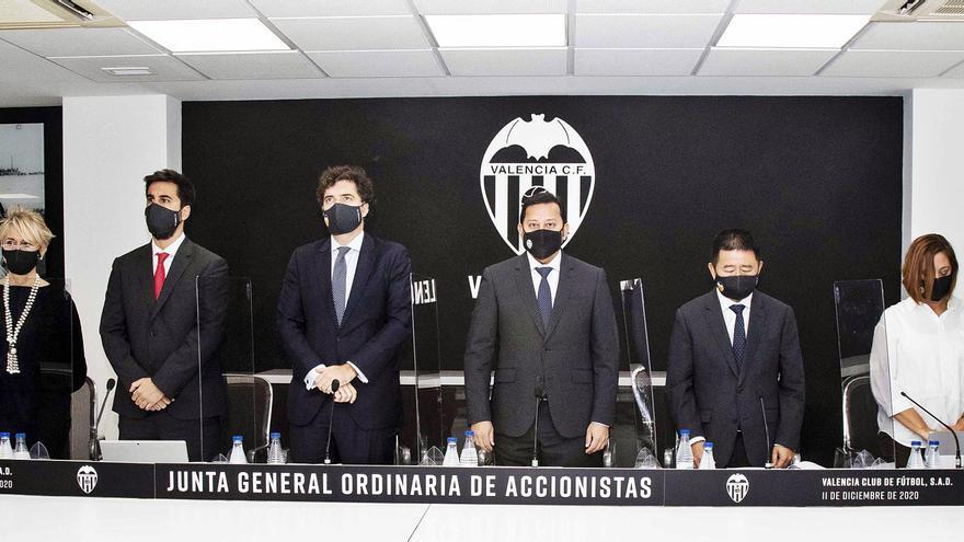 """""""Lim no va a vender el Valencia"""""""