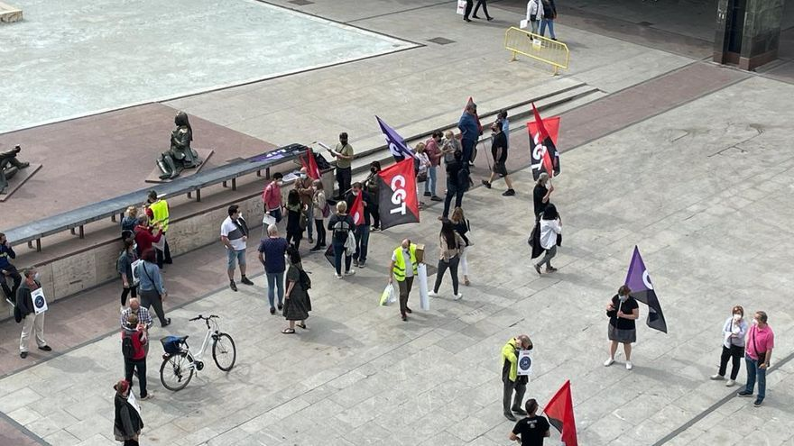 Zaragoza suspende temporalmente las oposiciones que no estaban ya convocadas y que afectan a plazas de interinos