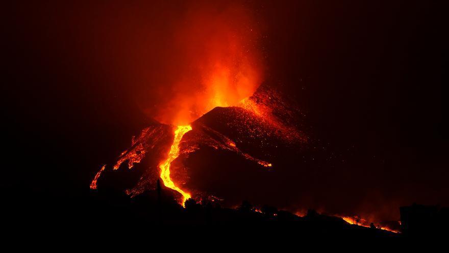 La erupción en La Palma, la más monitorizada de la historia vulcanológica en España
