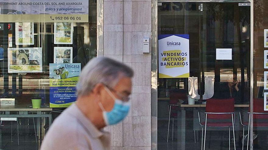 La venta de viviendas en Málaga ratifica su vuelta al nivel previo a la pandemia