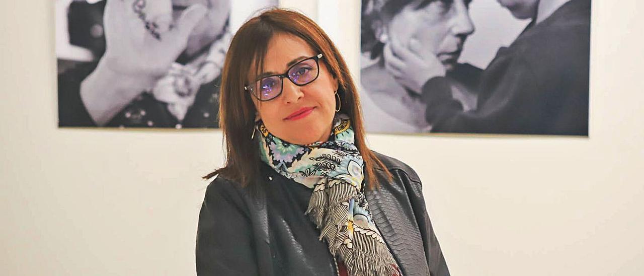 Modes Salazar, jefa de la Unidad contra la Violencia sobre las Mujeres de la Subdelegación. | INFORMACIÓN