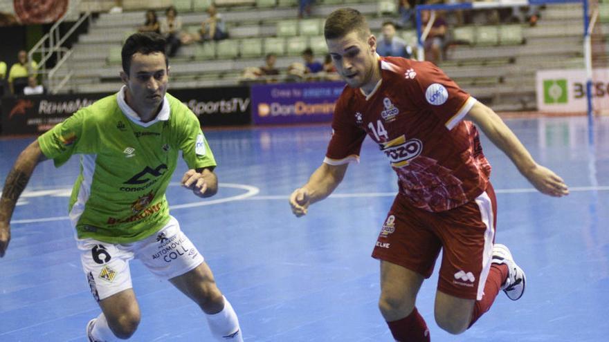 ElPozo-Palma, segundo partido del play off exprés