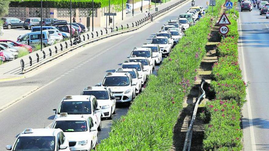 El Supremo abre la puerta a que en Eivissa haya más VTC que taxis