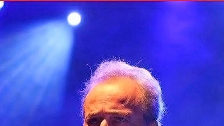 """Xoán Eiriz: """"En canto a xéneros musicais, considérome unha persoa e un músico sen fronteiras"""""""
