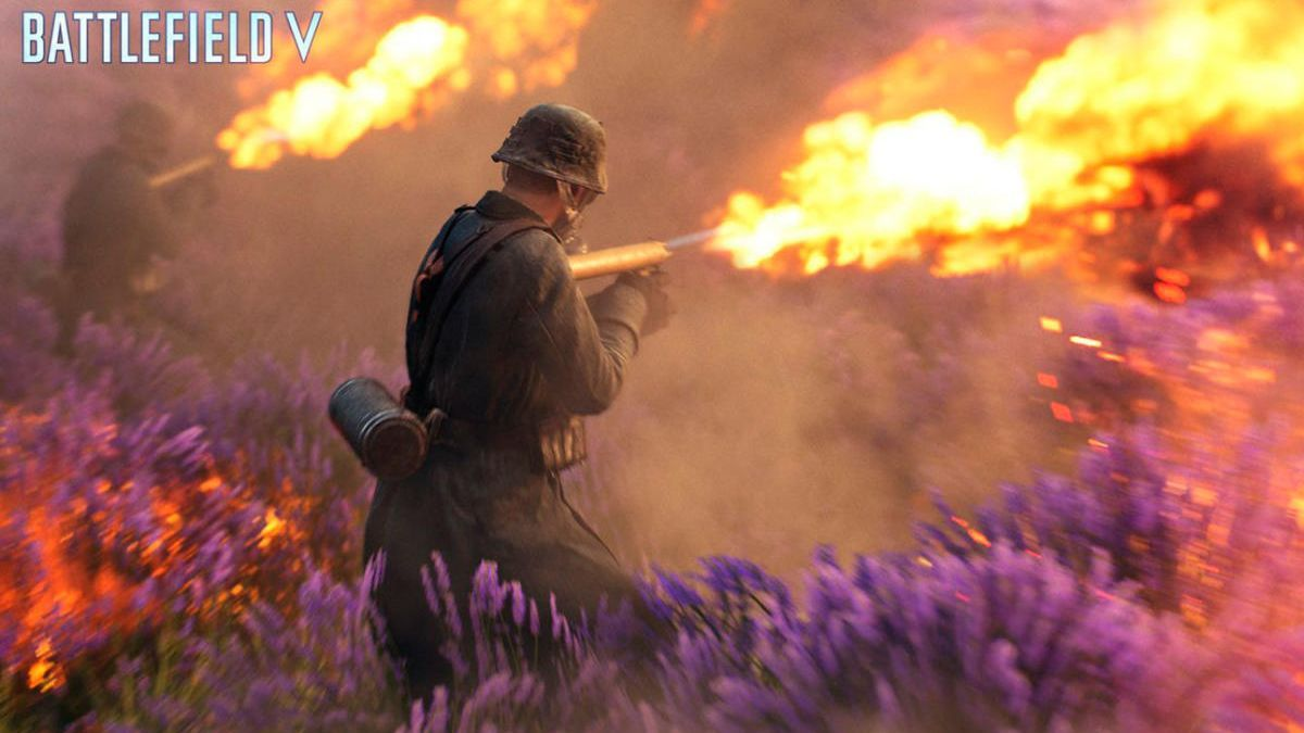 Battlefield V recibe una importante actualización con nuevas armas y mapas