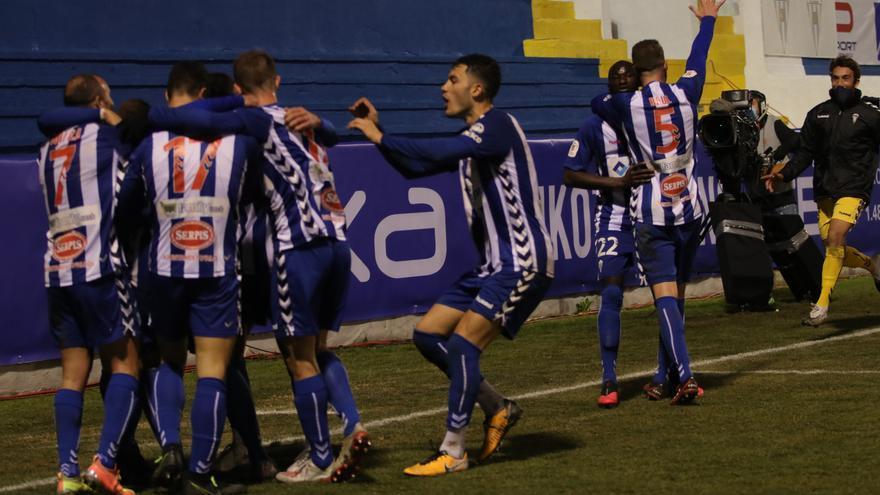 El Alcoyano se enfrentará al Athletic en los octavos de la Copa
