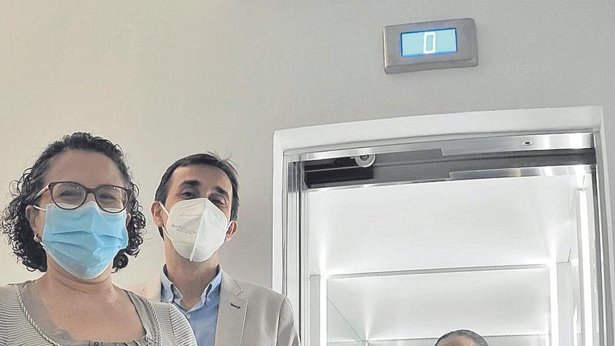 """""""Poner un ascensor nos cambió la vida, ahora da menos pereza bajar a la calle"""""""