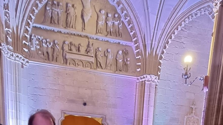 Representación canaria en el Congreso de Empresa Familiar en Pamplona