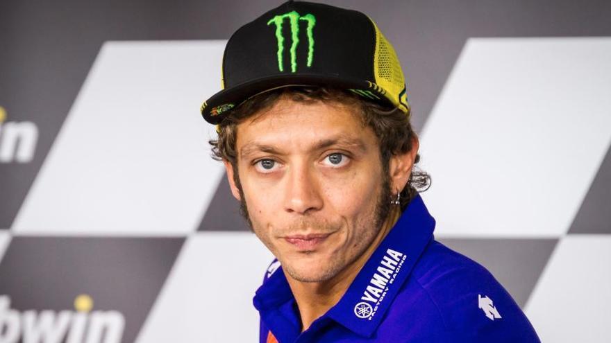 """Rossi afirma que es """"imposible"""" que perdone a Márquez"""
