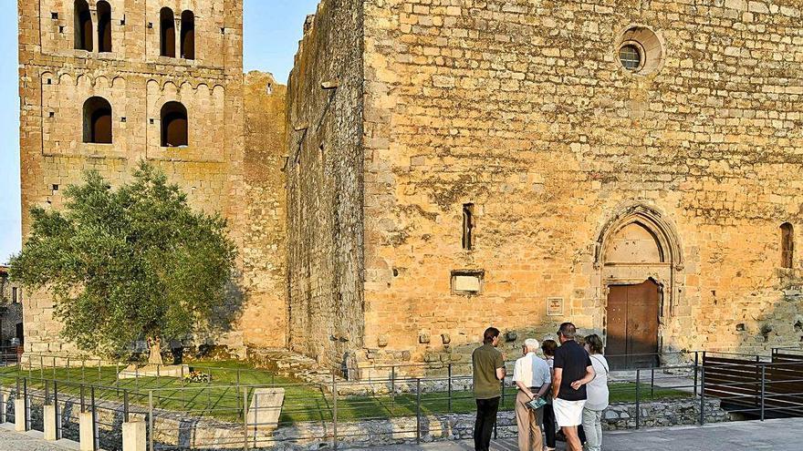 Sant Miquel de Fluvià fa un recorregut pel seu passat
