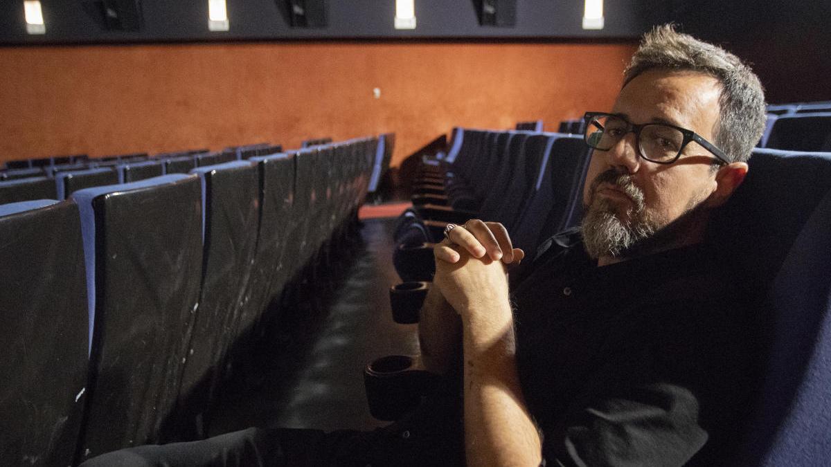 El director Paco Plaza.