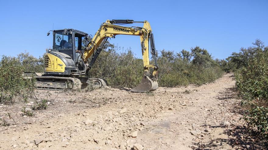 Seis años de trámites para el proyecto de la mina de Valdeflores en Cáceres