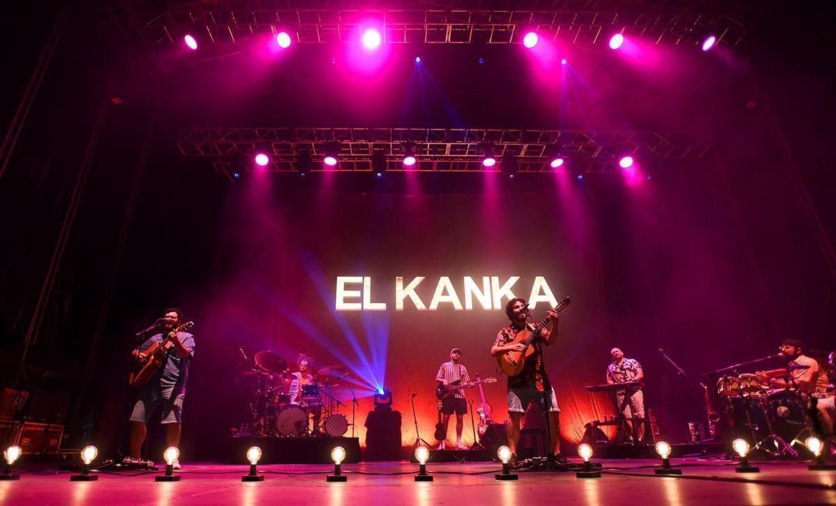 El Kanka en el teatro de La Axerquía