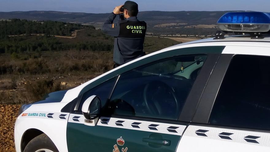 La Guardia Civil auxilia a cinco personas en Zamora: desorientadas, mareadas, caídas...