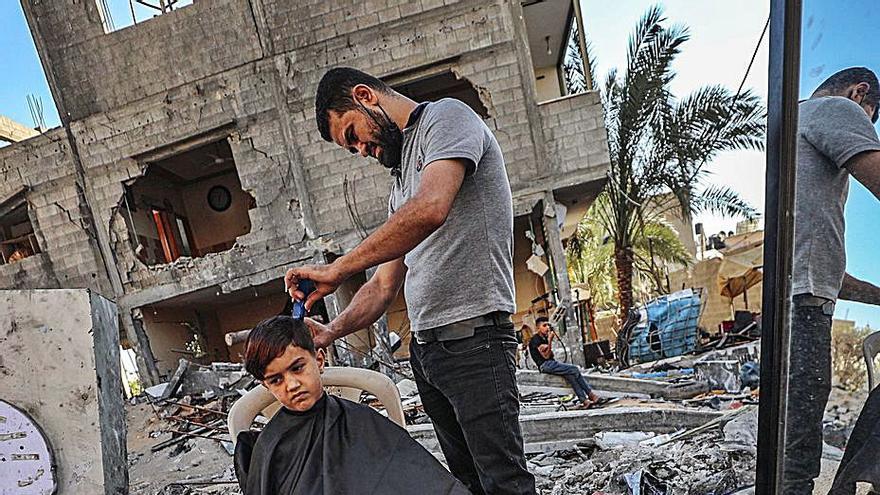 El 80% de la població de Gaza passa gran part de la vida sense electricitat