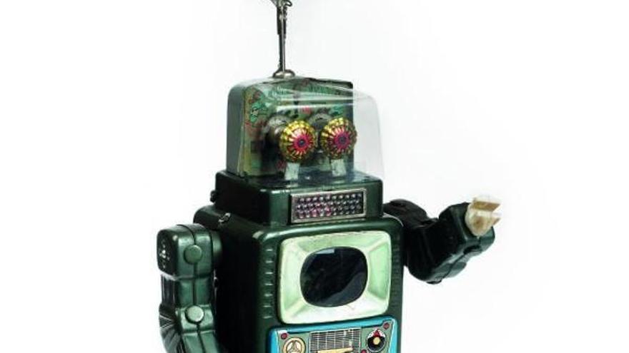Jordi Puig es deixa seduir pel món fascinant dels Robots