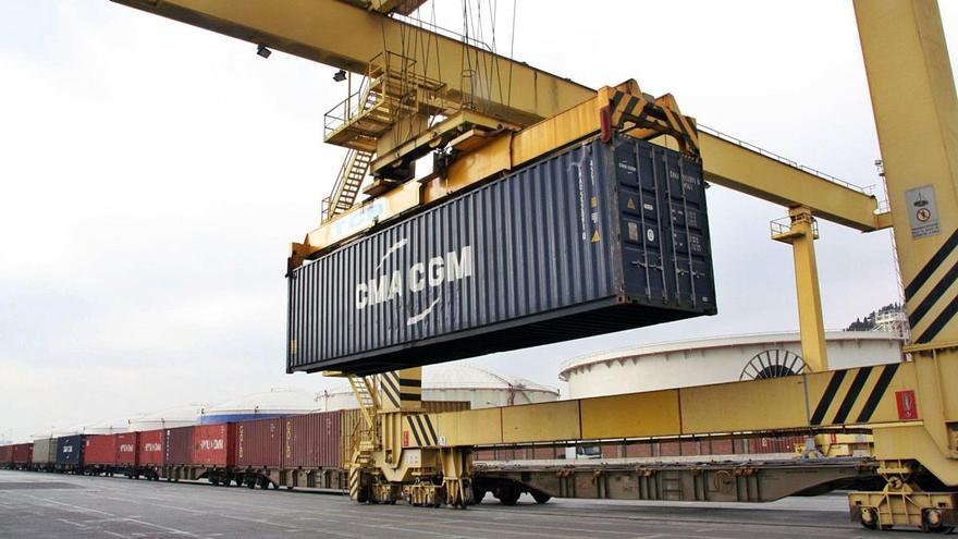 El Govern impulsa un pla per incrementar el transport ferroviari de mercaderies