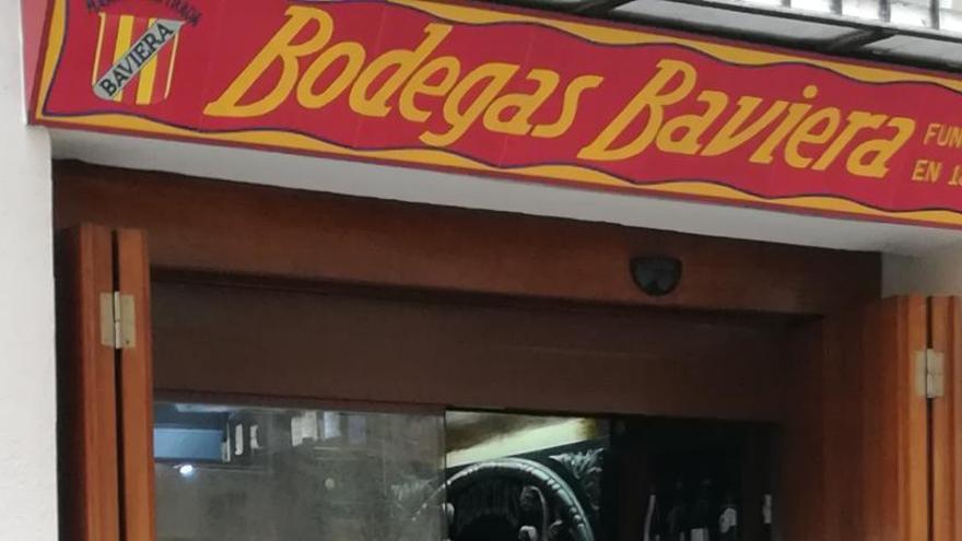 El ejemplar aniversario de Bodegas Baviera