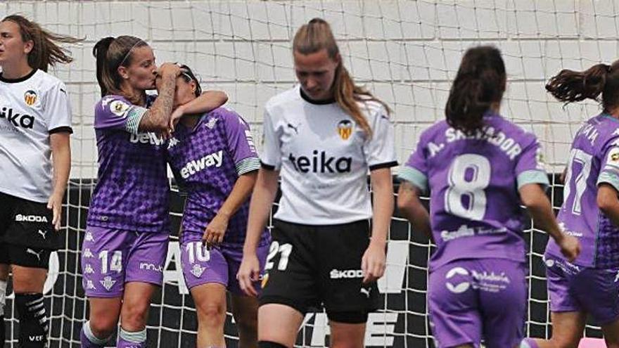 El Valencia Femenino no puede con el Real Betis