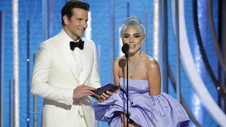 La bonita declaración de Lady Gaga a Bradley Cooper tras los Globos de Oro