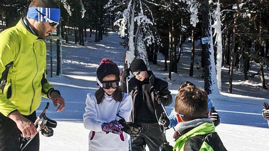 Les Ampa de l'Alt Urgell activen la coordinació per demanar l'esquí