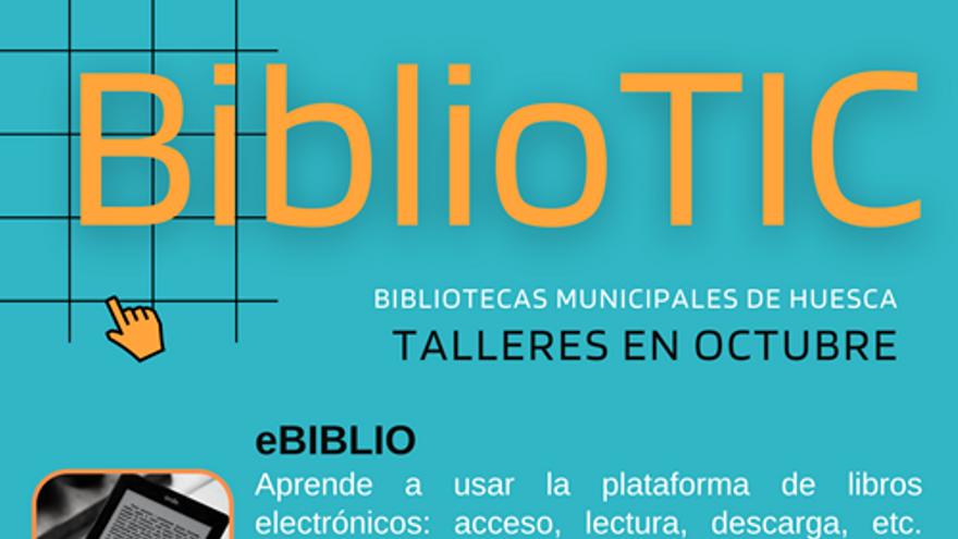 Talleres BiblioTic - Ebiblo