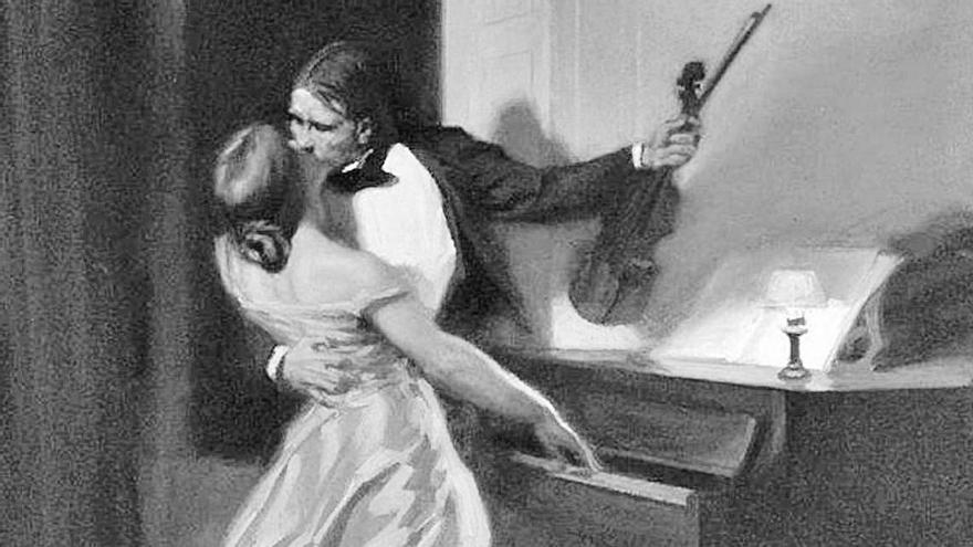 La Sonata a Kreutzer  o la potencia desconocida