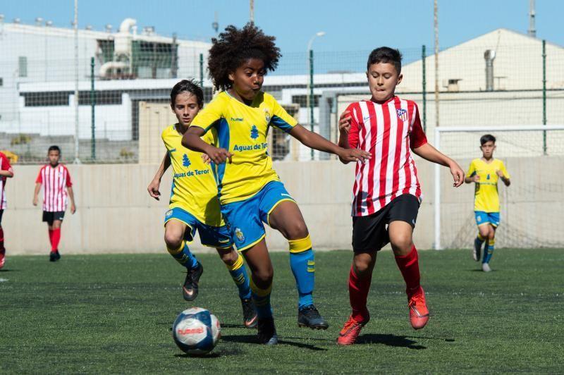 Las Palmas - Huracán (alevines)  | 01/02/2020 | Fotógrafo: Tony Hernández